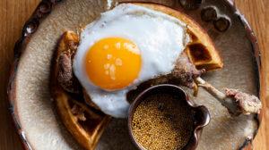 Duck & Waffle Ritz Carlton Hong Kong