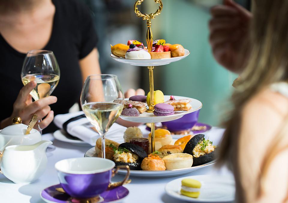 Sofitel Sydney Wentworth high tea