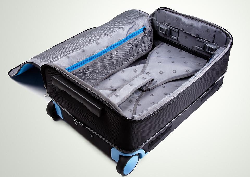 Baracudda collapsable luggage