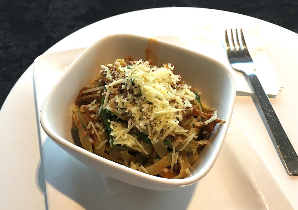 koru-lounge-sydney-lamb-pasta