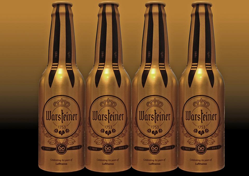 warsteiner-lufthansa-anniversary-bottle